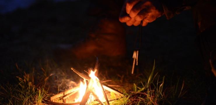 Fire lighting basics