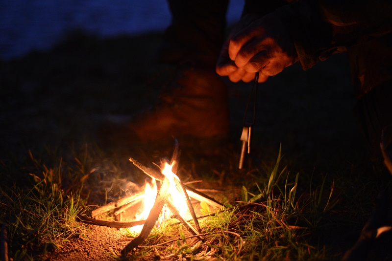 Fire lighting basics