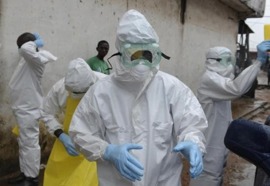 Ebola, the ongoing issue